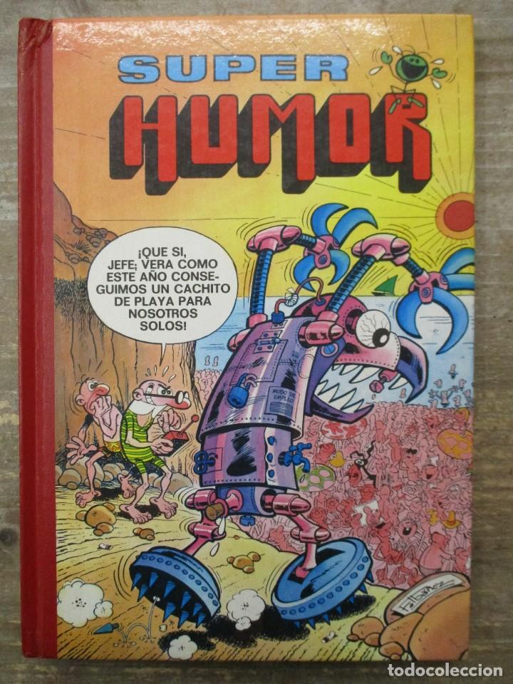 COLECCION SUPER HUMOR - 6 TOMOS - TODOS 1ª EDICION - EDICIONES B / BRUGUERA (Tebeos y Comics - Bruguera - Super Humor)