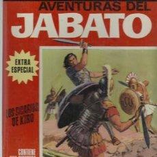 Tebeos: JABATO EXTRA ESPECIAL 5, 1970, BRUGUERA, USADO. Lote 183369592