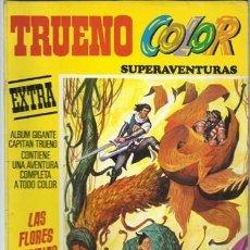 Tebeos: TRUENO COLOR EXTRA 53, 1974, BRUGUERA, USADO. Lote 183370576