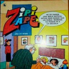 Tebeos: COMIC ZIPI Y ZAPE 664 AÑO XIV NUEVO 1986. Lote 183402458