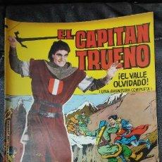 Tebeos: CAPITAN TRUENO ALBUM GIGANTE Nº 24 ILUSTRACIONES A. PARDO UNA AVENTURA COMPLETA. Lote 183409757