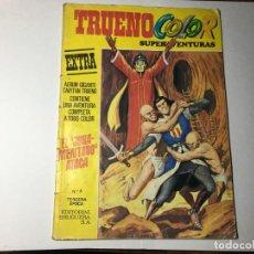 Tebeos: TEBEO COMIC CAPITAN TRUENO EL JURA-MENTADO ATACA Nº 6. Lote 183425711