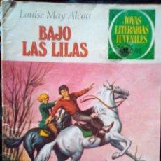 Tebeos: JOYAS LITERARIAS JUVENILES- Nº 169 -BAJO LAS LILAS-2ª ED.1978-GRAN CASAMITJANA-CORRECTO-LEAN-2365. Lote 183427277