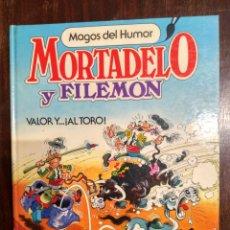 Tebeos: MAGOS DEL HUMOR MORTADELO Y FILEMÓN EDICIÓN 1984. Lote 183441300