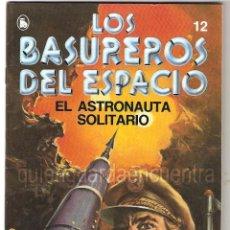 Tebeos: LOS BASUREROS DEL ESPACIO 12-SEMANARIO DE BRUGUERA NOVELADO CON VIÑETAS NUEVO 1986. Lote 183461238