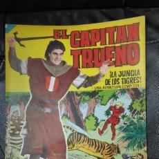 Tebeos: CAPITAN TRUENO ALBUM GIGANTE Nº 29 ILUSTRACIONES A . PARDO UNA AVENTURA COMPLETA. Lote 183469357