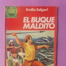 Tebeos: JOYAS LITERARIAS-Nº 226-EL BUQUE MALDITO-DIFICIL-. Lote 183469917