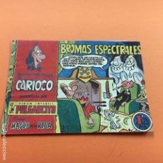 """Tebeos: BRUGUERA MAGOS DE LA RISA N"""" 3-6-11-35 TAMBIEN SE VENDEN SUELTOS. Lote 183474117"""
