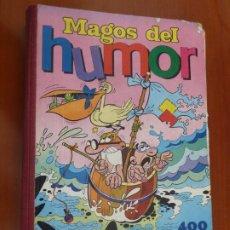 Tebeos: MAGOS DEL HUMOR Nº XVII 17 BRUGUERA MORTADELO Y FILEMON BUEN ESTADO. Lote 183481095