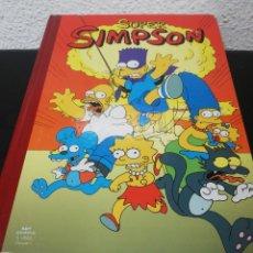 Tebeos: SUPER SIMPSON N. 1. Lote 183486350