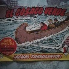Tebeos: EL COSACO VERDE Nº 90. Lote 183504743
