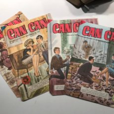 Tebeos: CAN CAN COMIC ORIGINAL. Lote 183513772