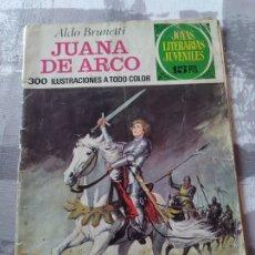 Tebeos: CÓMIC JUANA DE ARCO ALDO BRUNETTI. 1974. BRUGUERA.. Lote 183538886