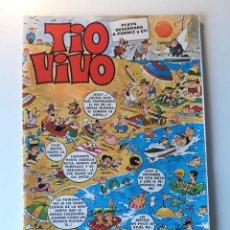 Tebeos: TIO VIVO EXTRA DE PRIMAVERA 1971. Lote 183564325