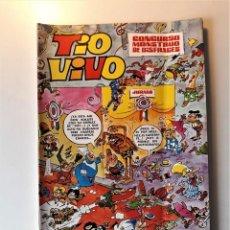 Tebeos: TIO VIVO - EXTRA DE CARNAVAL - BRUGUERA 1972. Lote 183567051