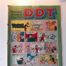 Tebeos: DDT Nº 273. Lote 183568595