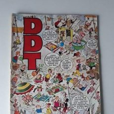 Tebeos: DDT - EXTRA DE VERANO 1972. Lote 183568915