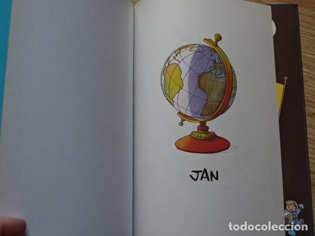 Tebeos: La tierra es nuestro planeta JAN - Bruguera año 1979 tapa dura - Foto 7 - 183653607