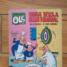 Tebeos: DOÑA TECLA BISTURÍN - COLECCIÓN OLÉ Nº 63 - 1972. Lote 183662087