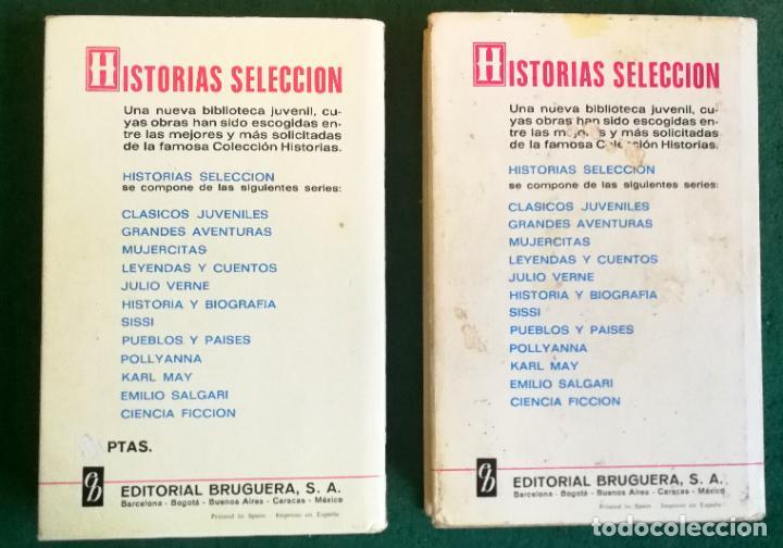 Tebeos: HISTORIAS SELECCIÓN - SERIE MUJERCITAS 1 COMPLETA (9) - HOMBRECITOS HEIDI ROSA EN FLOR - Foto 9 - 183685673