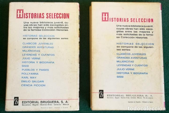 Tebeos: HISTORIAS SELECCIÓN - SERIE MUJERCITAS 1 COMPLETA (9) - HOMBRECITOS HEIDI ROSA EN FLOR - Foto 11 - 183685673