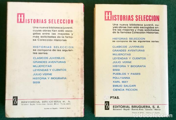Tebeos: HISTORIAS SELECCIÓN - SERIE MUJERCITAS 1 COMPLETA (9) - HOMBRECITOS HEIDI ROSA EN FLOR - Foto 13 - 183685673