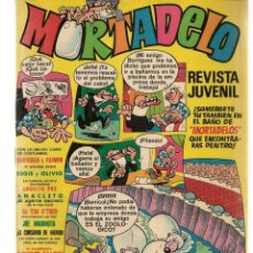 BDs: MORTADELO. REVISTA JUVENIL. Nº 36. BRUGUERA (P/C52). Lote 183696143