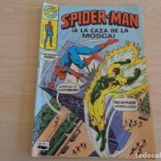 Tebeos: SPIDERMAN NÚM. 8 COMICS BRUGUERA A LA CAZA DE LA MOSCA. Lote 183711833