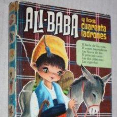 Tebeos: ALI-BABA Y LOS CUARENTA LADRONES Y OTROS CUENTOS ( COLECCIÓN HEIDI Nº08 DE BRUGUERA.). Lote 183712163