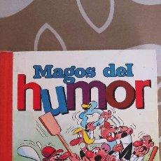 Tebeos: MAGOS DEL HUMOR VII BRUGUERA MUY BUEN ESTADO. Lote 183772351