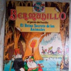 Tebeos: BERMUDILLO- Nº 2- COLECCIÓN BRAVO- EL REINO SECRETO DE LOS ANIMALES-1982-CORRECTO-LEAN-2392. Lote 183855871