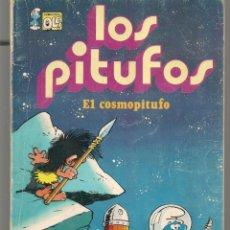 Tebeos: OLÉ!. LOS PITUFOS. Nº 7. EL COSMOPITUFO. BRUGUERA, 1979. (P/C53). Lote 183894770