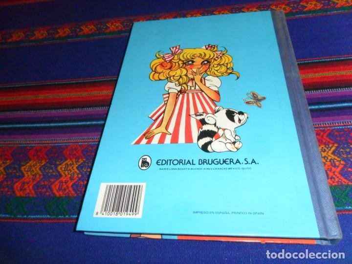 Tebeos: MUY BUEN ESTADO, CANDY CANDY CORAZÓN TOMO Nº 1 TIPO SUPER HUMOR. BRUGUERA 1984. TAPAS DURAS. RARO. - Foto 5 - 183922073
