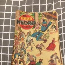 Tebeos: LOTE CÓMICS 29 NÚMEROS DEL TENIENTE NEGRO DE BRUGUERA. Lote 183926007