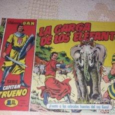 Tebeos: EL CAPITAN TRUENO.NUMERO 7.REEDICION.. Lote 183949713