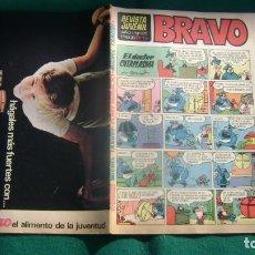 Tebeos: REVISTA BRAVO BRUGUERA EL 35 CJ 5. Lote 183965013