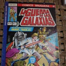Tebeos: COMICS BRUGUERA LA GUERRA DE LAS GALASIAS N12. Lote 183972308