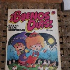 Tebeos: BUENOS DIAS BAZAR DE LAS SORPRESAS N.8. Lote 183973778