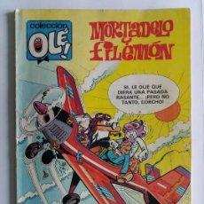 Tebeos: MORTADELO Y FILEMÓN. COLECCIÓN OLÉ. BRUGUERA. 1981.. Lote 183980935
