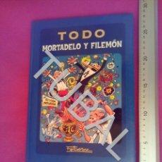 Tebeos: TUBAL TODO MORTADELO Y FILEMON 40 SUPER ANIVERSARIO EDICIONES B ENVIO 4,5 € 2019 U6. Lote 183983751
