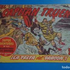 Tebeos: COMIC DE EL CAPITAN TRUENO LA TRETA DEL DRAGON AÑO 1964 Nº 860 DE BRUGUERA LOTE 17. Lote 183992581
