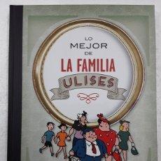 Tebeos: LO MEJOR DE LA FAMILIA ULISES - BRUGUERA. Lote 184003010