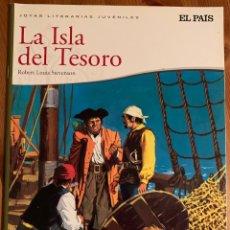 Tebeos: LA ISLA DEL TESORO (ROBERT LOUIS STEVENSON). Lote 184009665
