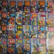 Tebeos: COMICS BRUGUERA DEL 1 AL 14 DEL 17 AL 23, DEL 25 AL 29 Y31,32. Lote 184013720