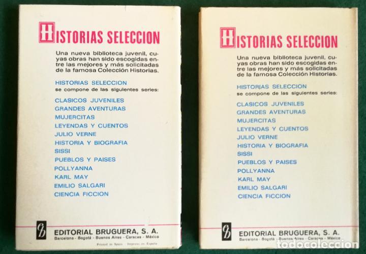 Tebeos: HISTORIAS SELECCIÓN - SERIE CIENCIA FICCIÓN 2 (5) - UNA CIUDAD EN EL INFIERNO EL VIAJERO DEL TIEMPO - Foto 5 - 184022391