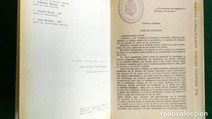 Tebeos: HISTORIAS SELECCIÓN - SERIE CIENCIA FICCIÓN 2 (5) - UNA CIUDAD EN EL INFIERNO EL VIAJERO DEL TIEMPO - Foto 6 - 184022391