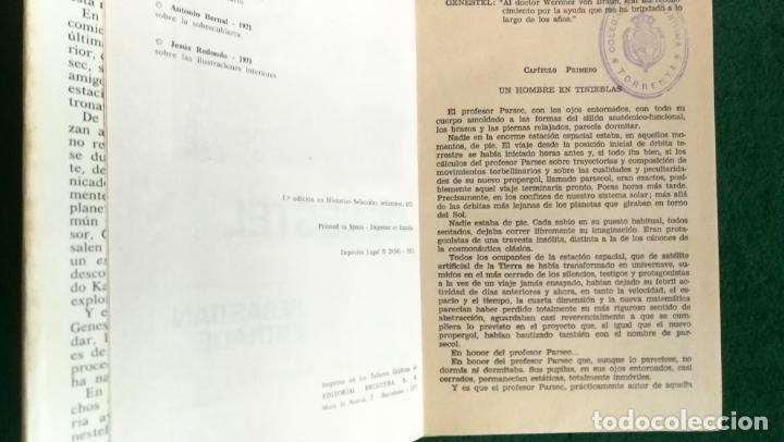 Tebeos: HISTORIAS SELECCIÓN - SERIE CIENCIA FICCIÓN 2 (5) - UNA CIUDAD EN EL INFIERNO EL VIAJERO DEL TIEMPO - Foto 7 - 184022391