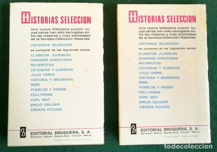 Tebeos: HISTORIAS SELECCIÓN - SERIE CIENCIA FICCIÓN 2 (5) - UNA CIUDAD EN EL INFIERNO EL VIAJERO DEL TIEMPO - Foto 9 - 184022391