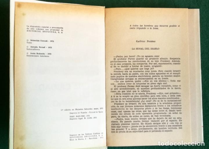 Tebeos: HISTORIAS SELECCIÓN - SERIE CIENCIA FICCIÓN 2 (5) - UNA CIUDAD EN EL INFIERNO EL VIAJERO DEL TIEMPO - Foto 11 - 184022391