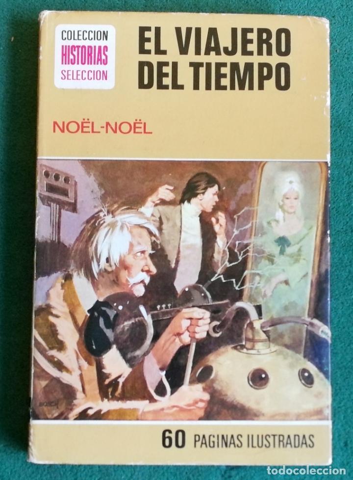 Tebeos: HISTORIAS SELECCIÓN - SERIE CIENCIA FICCIÓN 2 (5) - UNA CIUDAD EN EL INFIERNO EL VIAJERO DEL TIEMPO - Foto 12 - 184022391